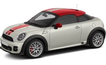 Colors, options and prices for the 2013 MINI Coupe