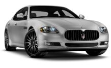 Colors, options and prices for the 2013 Maserati Quattroporte