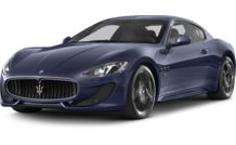 Colors, options and prices for the 2016 Maserati GranTurismo