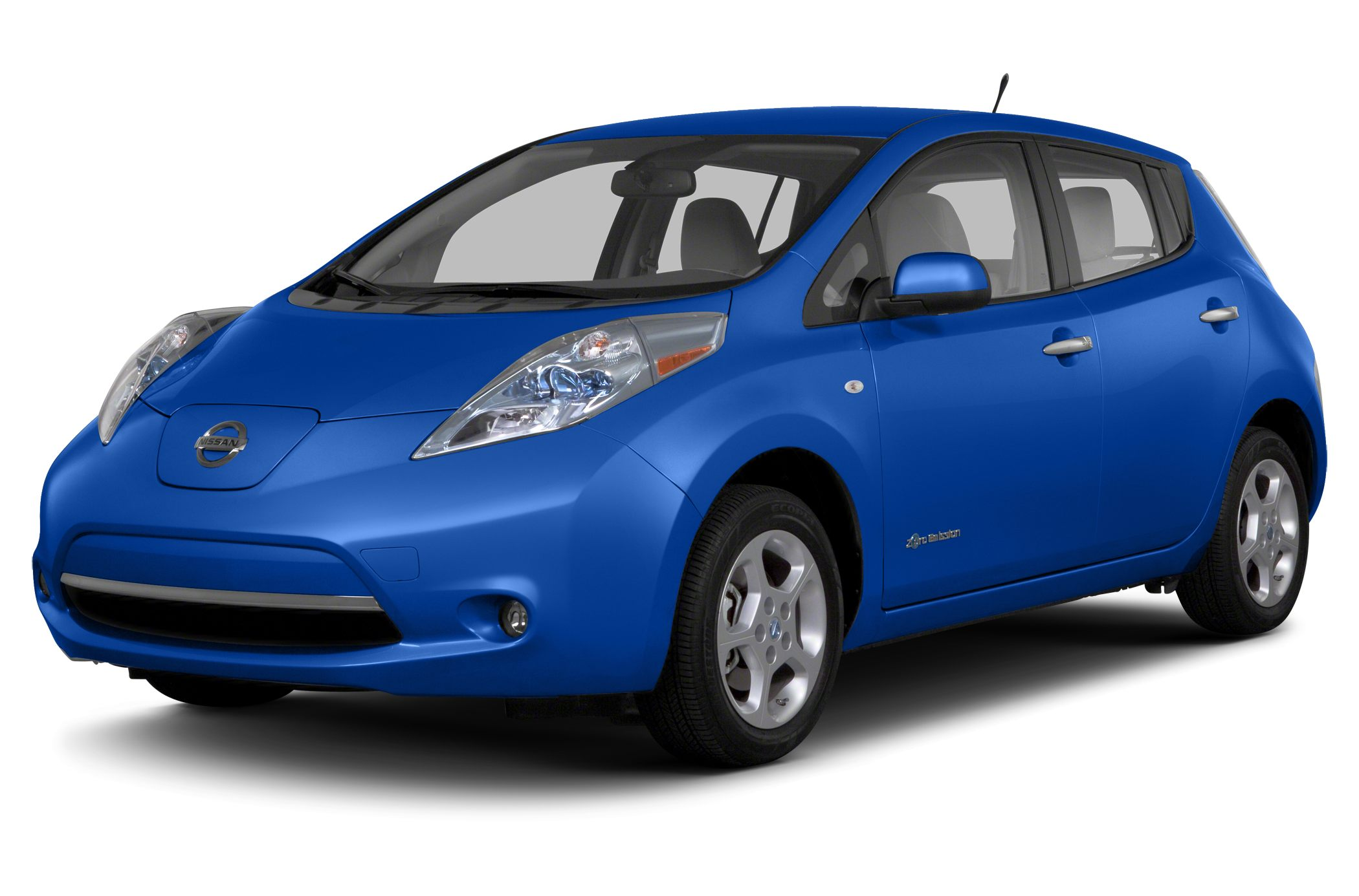 2013 Nissan Leaf S Hatchback for sale in Topeka for $15,995 with 14,049 miles.