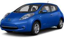 Colors, options and prices for the 2013 Nissan LEAF