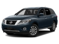 Brief summary of 2013 Nissan Pathfinder vehicle information