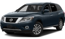 Colors, options and prices for the 2016 Nissan Pathfinder