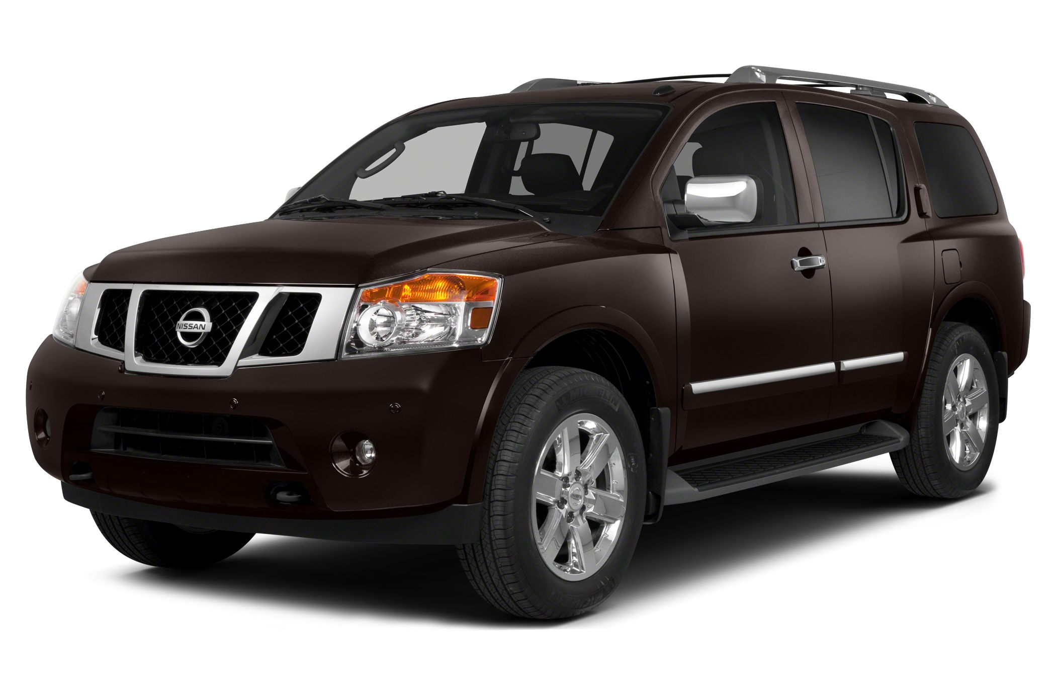 2014 Nissan Armada SV SUV for sale in Las Vegas for $46,200 with 5 miles.