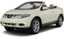 Colors, options and prices for the 2013 Nissan Murano CrossCabriolet