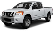 Colors, options and prices for the 2013 Nissan Titan