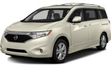 Colors, options and prices for the 2013 Nissan Quest