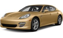 Colors, options and prices for the 2013 Porsche Panamera