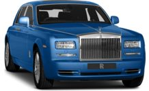 Colors, options and prices for the 2014 Rolls-Royce Phantom