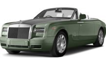 Colors, options and prices for the 2015 Rolls-Royce Phantom Drophead Coupe