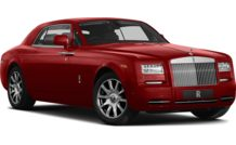 Colors, options and prices for the 2014 Rolls-Royce Phantom Coupe