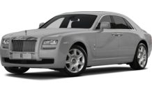 Colors, options and prices for the 2013 Rolls-Royce Ghost