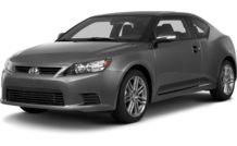 Colors, options and prices for the 2013 Scion tC