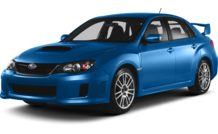 Colors, options and prices for the 2013 Subaru Impreza WRX