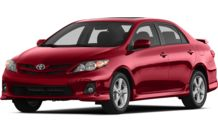 Colors, options and prices for the 2013 Toyota Corolla
