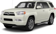 Colors, options and prices for the 2013 Toyota 4Runner