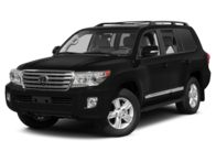 Brief summary of 2013 Toyota Land Cruiser vehicle information