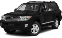 Colors, options and prices for the 2014 Toyota Land Cruiser