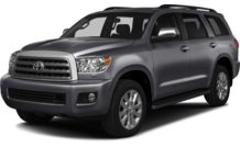Colors, options and prices for the 2015 Toyota Sequoia