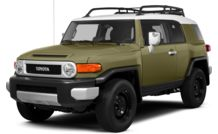 Colors, options and prices for the 2013 Toyota FJ Cruiser