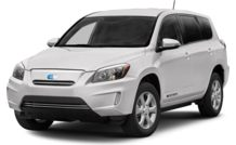 Colors, options and prices for the 2013 Toyota RAV4 EV