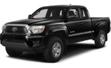 Colors, options and prices for the 2015 Toyota Tacoma