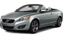 Colors, options and prices for the 2013 Volvo C70