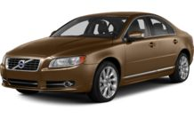 Colors, options and prices for the 2013 Volvo S80
