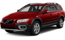 Colors, options and prices for the 2013 Volvo XC70
