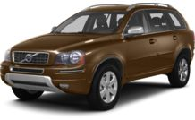 Colors, options and prices for the 2013 Volvo XC90