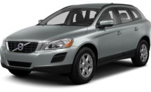 Colors, options and prices for the 2013 Volvo XC60