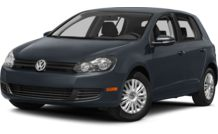 Colors, options and prices for the 2013 Volkswagen Golf