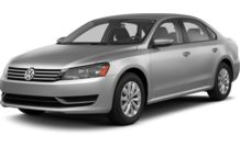 Colors, options and prices for the 2013 Volkswagen Passat