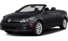 Colors, options and prices for the 2013 Volkswagen Eos