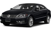 Colors, options and prices for the 2016 Volkswagen CC