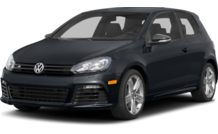 Colors, options and prices for the 2013 Volkswagen Golf R