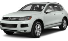 Colors, options and prices for the 2013 Volkswagen Touareg Hybrid