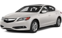 Colors, options and prices for the 2014 Acura ILX Hybrid