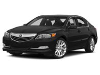 Brief summary of 2014 Acura RLX vehicle information