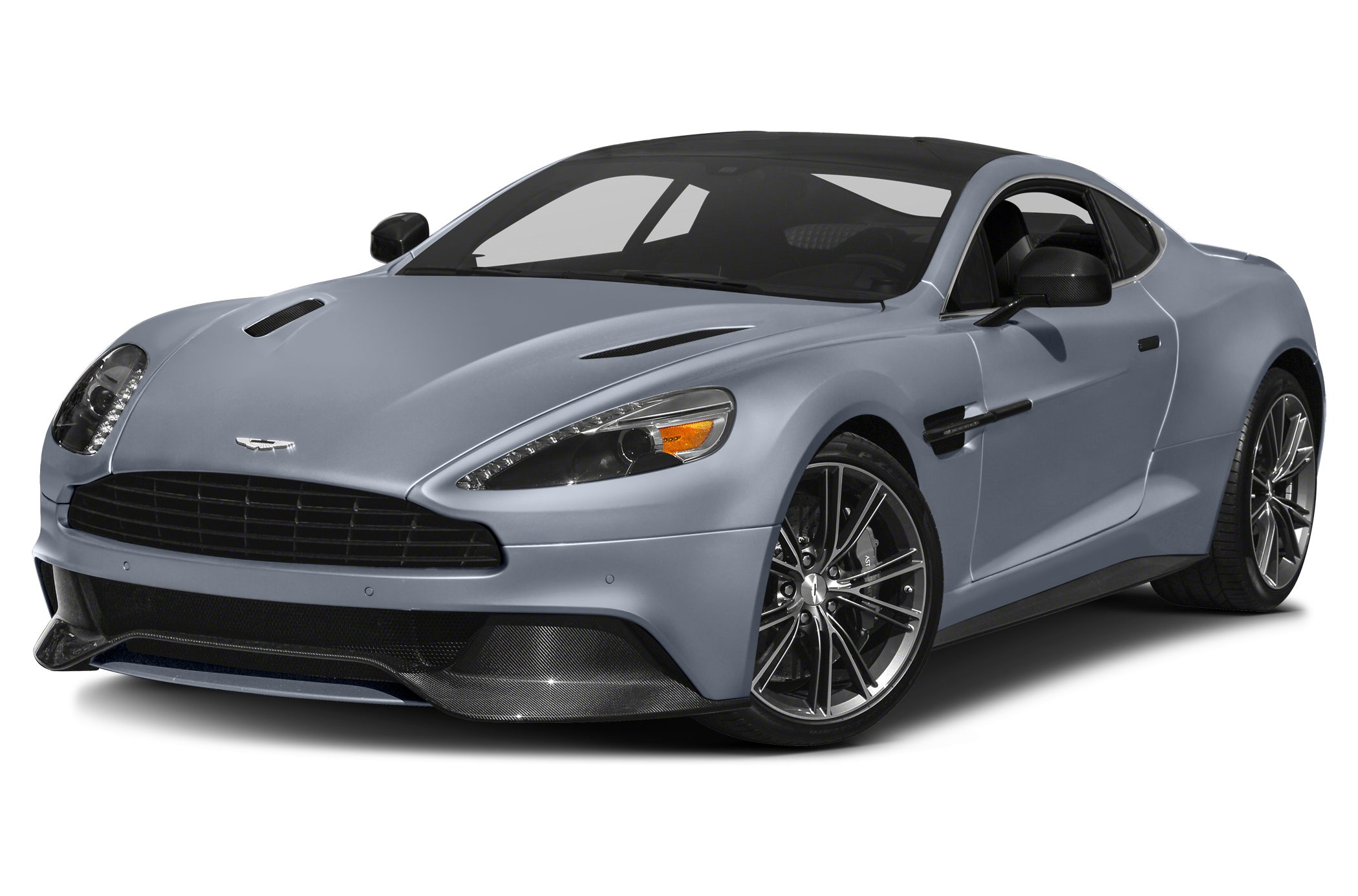 2014 Aston Martin Vanquish Base Coupe for sale in Beverly Hills for $209,990 with 7,490 miles