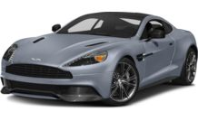 Colors, options and prices for the 2014 Aston Martin Vanquish