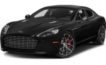 Colors, options and prices for the 2014 Aston Martin Rapide S