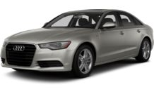 Colors, options and prices for the 2014 Audi A6