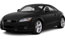 Colors, options and prices for the 2014 Audi TT