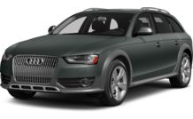 Colors, options and prices for the 2014 Audi allroad