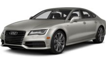Colors, options and prices for the 2014 Audi A7