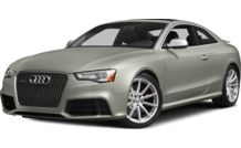 Colors, options and prices for the 2014 Audi RS 5