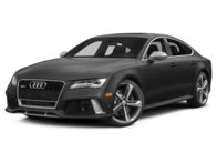 Brief summary of 2014 Audi RS 7 vehicle information