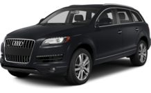 Colors, options and prices for the 2014 Audi Q7
