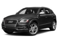 Brief summary of 2017 Audi SQ5 vehicle information